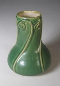 Matte Snowdrop Vase