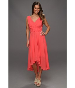 Suzi Chin Hi Low Dress