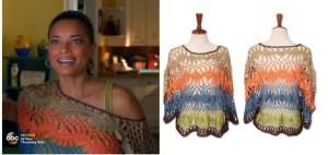 Autofor Crochet Poncho