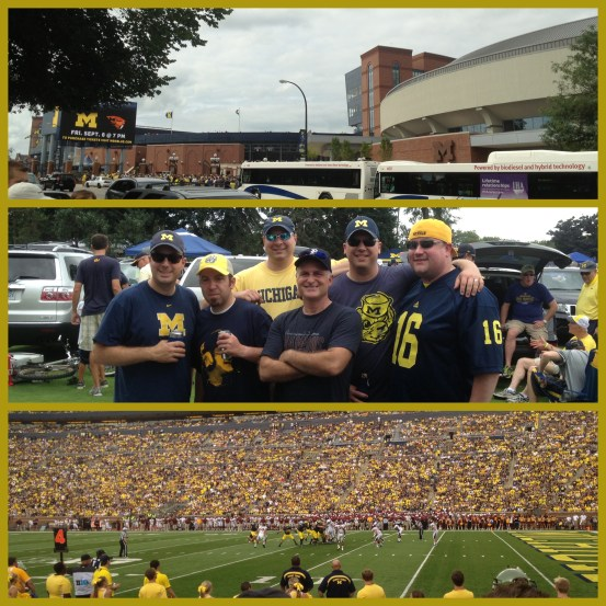 Michigan Game 3