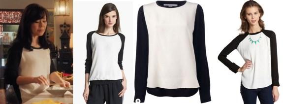 dvf blouse