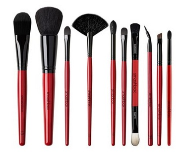 Smashbox brush set