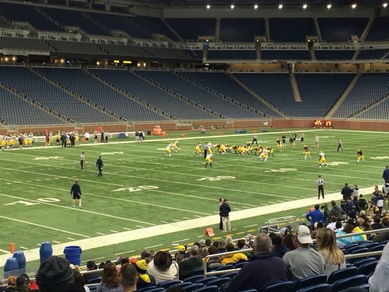 Michigan practice 2016