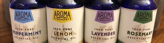 Set Your Intention with Aroma Foundry Essential Oils