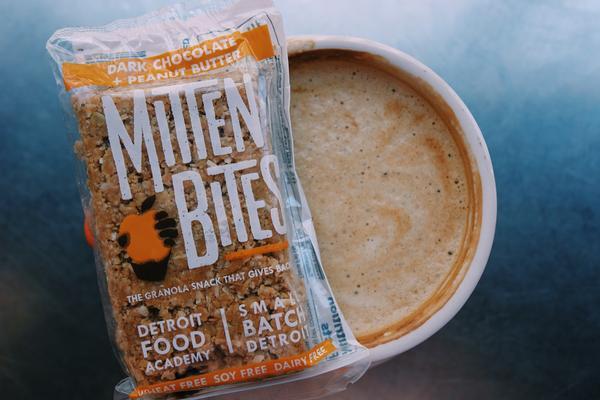 Mitten Bite + Coffee
