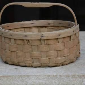 Woven-Wood-Basket