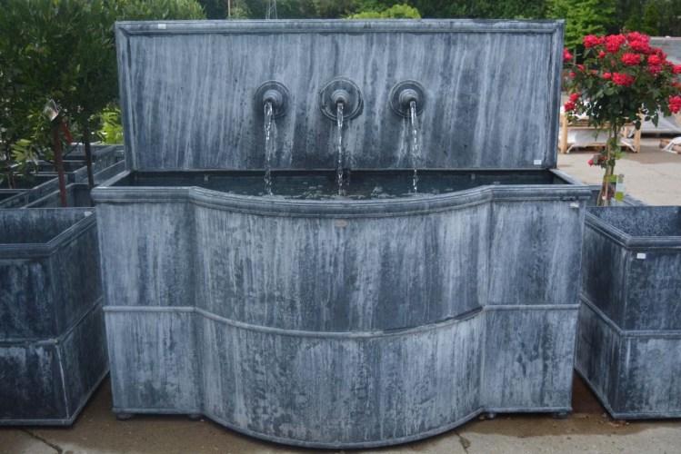 the Branch Studio 3 spout fountain cistern