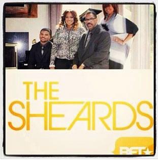 sheard family on bet