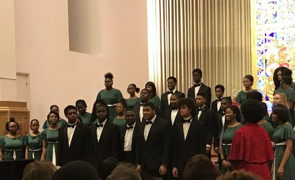 Detroit Cass Tech's Choral Genesis Chorale