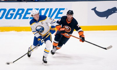The case for the Detroit Red Wings trying to trade for Buffalo Sabres center Jack Eichel