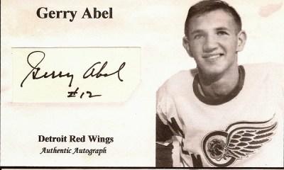 Gerry Abel