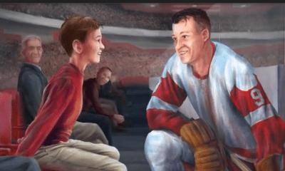 Gordie Howe, Detroit Red Wings legend