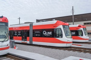 TRANSIT // DETROITS QLINE RAIL SYSTEM HAS BEEN OUT OF OPERATION SINCE LAST MARCH. PHOTO KATAI