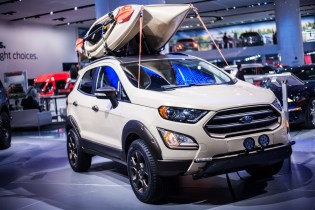 "Ford pushed the ""adventure"" vehicles to those looking for that perfect road trip"
