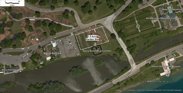 Site Overview Map