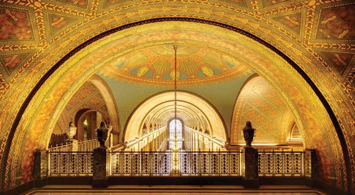 Pure Detroit Fisher Building Holiday Tour — Saturday, Dec. 27 @ 1pm 6
