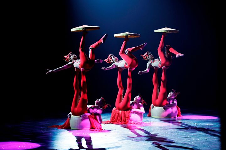 National Acrobats and Circus of the People's Republic of China 6