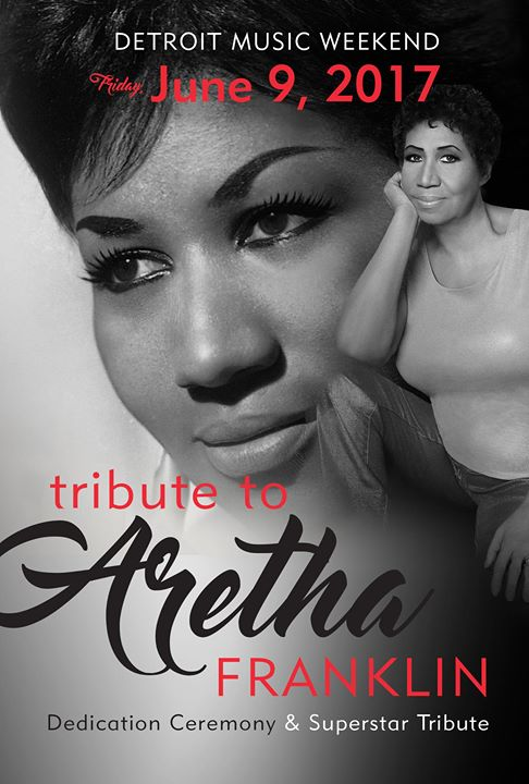 Detroit Music Weekend Tribute To Aretha Franklin 6