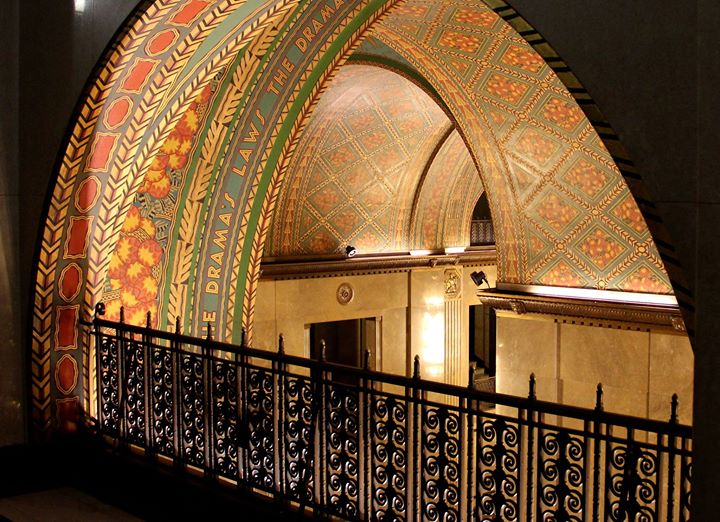 Pure Detroit Fisher Building Tour — Saturday, August 24 @ 11am 6