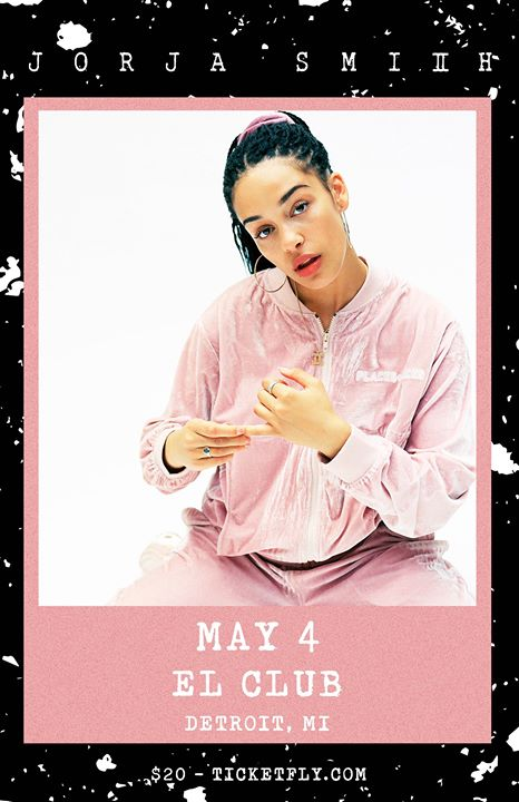Jorja Smith wsg Ama Lou at El Club | SOLD OUT 6