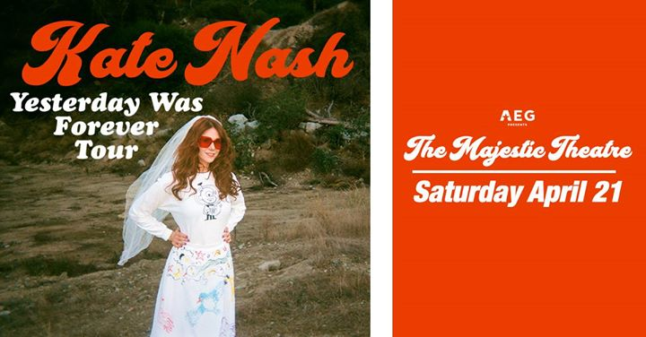Kate Nash at The Majestic 6