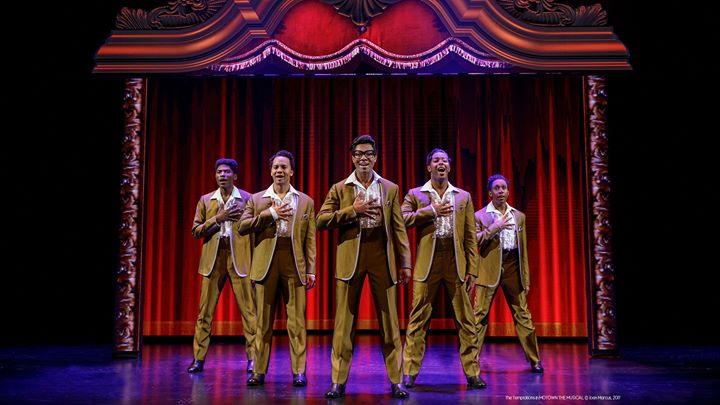 Motown the Musical (Touring) 6