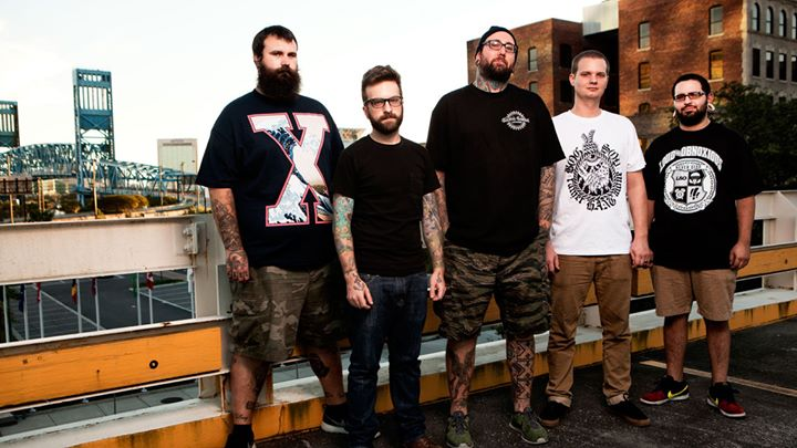 The Acacia Strain, Left Behind & Downswing at The Shelter 6