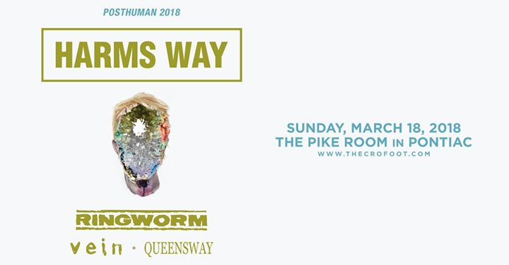 Harm's Way at The Pike Room 3/18 6