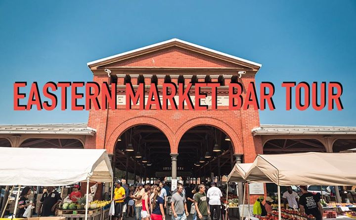 Eastern Market Bar Tour 6