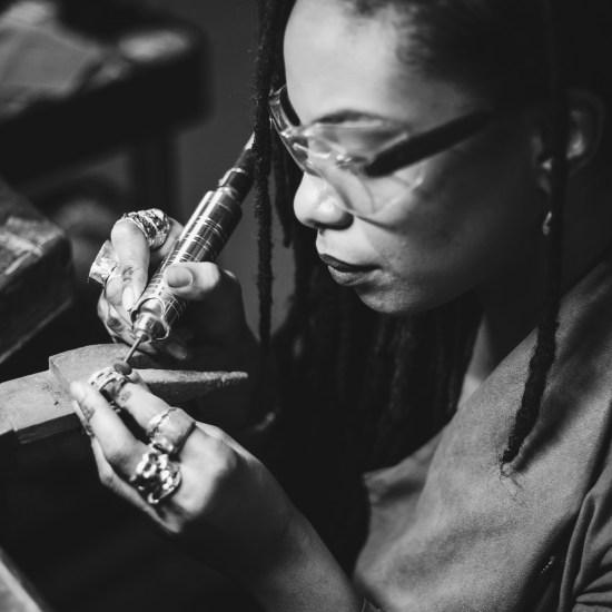 Jewelry Designer Karissma Yve Talks Origin and Process 1