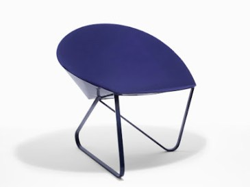Curved Chair by NinaCho