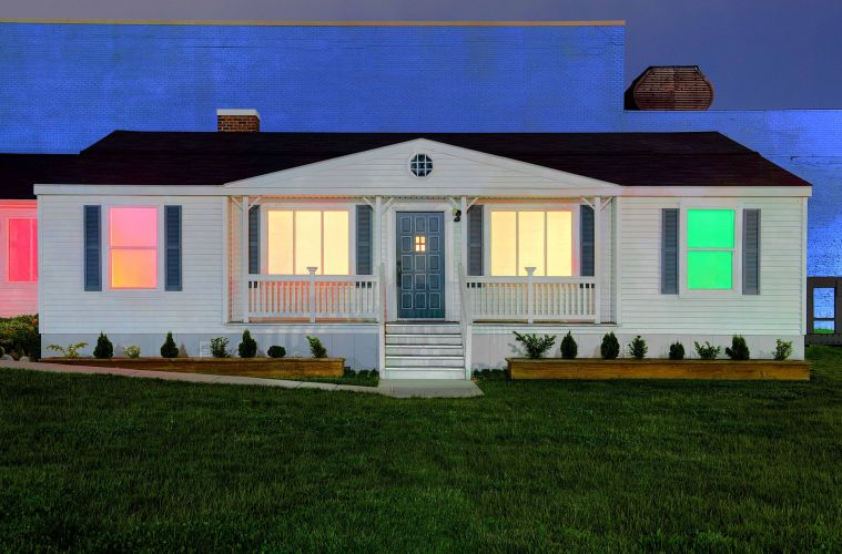Mike Kelley's Mobile Homestead hosts The Hinterlands
