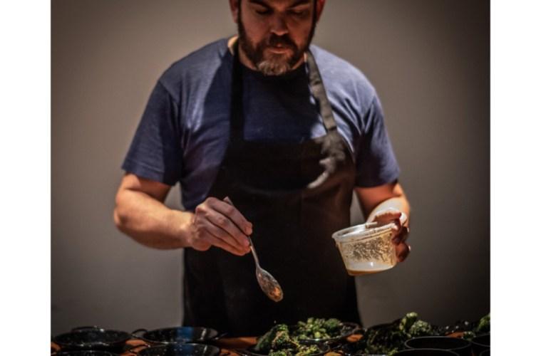 Chef Brad Greenhill
