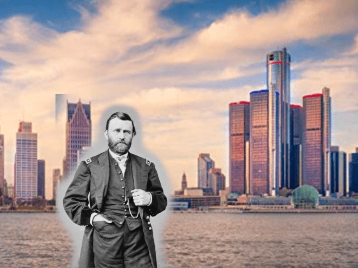 ULYSSES S. GRANT MOVES TO EASTERN MARKET