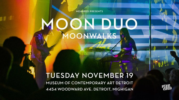 MOON DUO CONCERTS