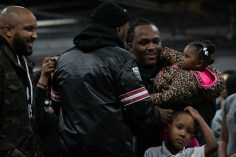 JEEZY AT DETROIT BOXING GYM YOUTH PROGRAM. PHOTO ACRONYM