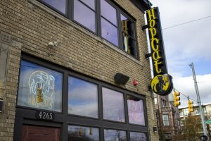 HOPCAT FRONT. PHOTO JOHN BOZIK