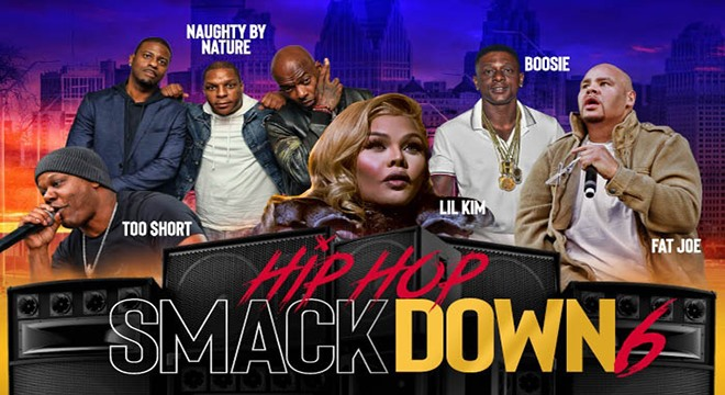 HIP HOP SMACKDOWN 6