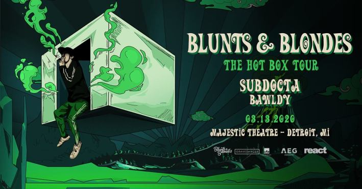 BLUNTS & BONGS CONCERTS