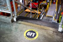 FORD ROBUST SAFETY AND CARE MEASURES HAVE BEEN IMPLEMENTED GLOBALLY TO SUPPORT A SAFE AND HEALTHY WORK ENVIRONMENT. PHOTO FORD