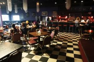 BERT'S MARKETPLACE DINING AREA
