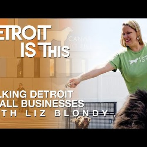 LIZ BLONDY OWNER OF CANINE TO FIVE