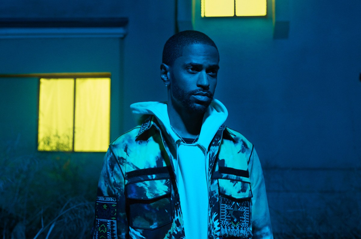 BIG SEAN, PHOTO BY DEF JAM PRESS