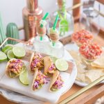 CINCO DE MAYO COCKTAILS AND FOOD ; PHOTO HEATHER FORD : UNSPLASH