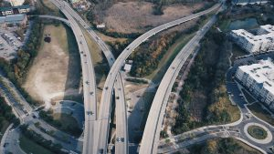 infrastructure // PHOTO BY DAVID MARTIN ON UNSPLASH