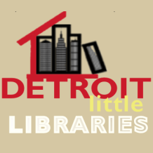 Detroit Little Libraries logo