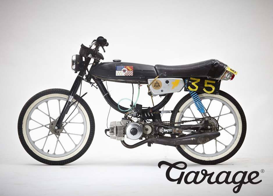 PUCH Magnum MKII (The Old Nasty) (SOLD)
