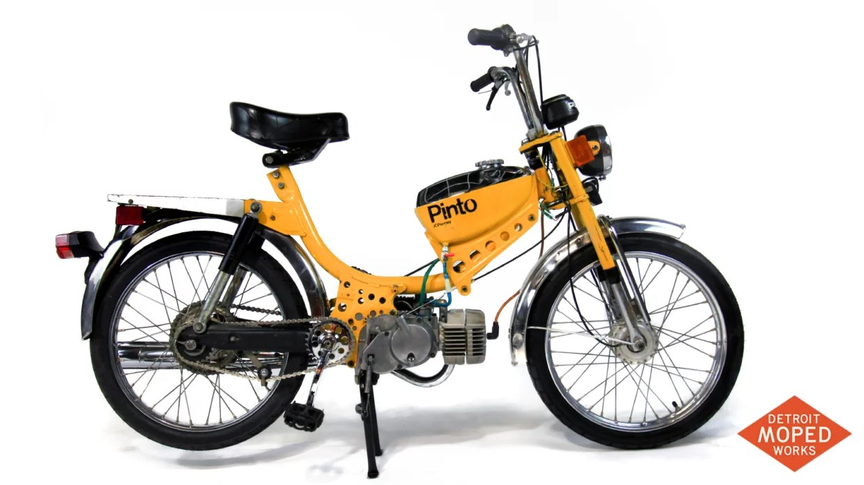 JCPenney Pinto Detroit Moped Works