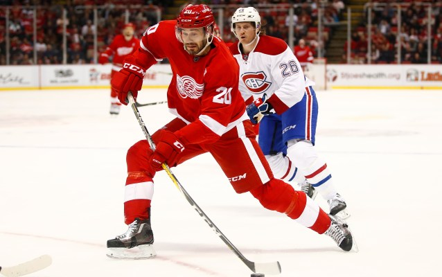 Young assets allowed Detroit Red Wings to waive Drew Miller