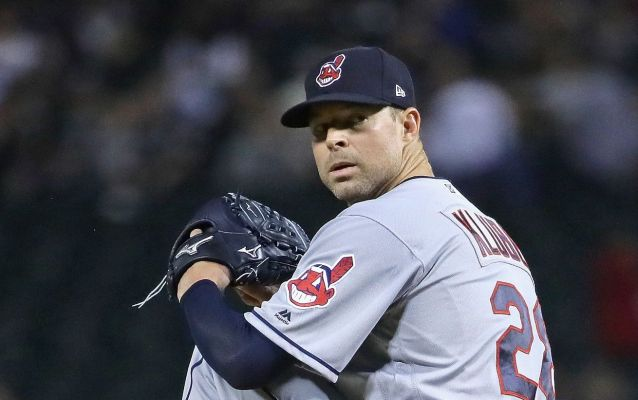 Indians might be shopping Kluber, Carrasco, and others